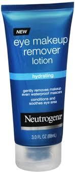 amazon johnson johnson 15220 neutrogena skin care eye makeup remover lotion hydrating 3 oz pack of 12 industrial scientific