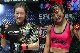 แองเจลา ลี' ท้ารบ 'แสตมป์ แฟร์เท็กซ์' ดวล MMA ศึกวันแชมเปี้ยนชิพ