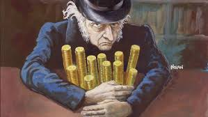 The Wall Street Journal's Indefensible Defense of Scrooge - Left Voice