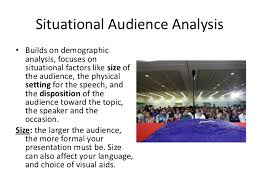audience analysis example example of an audience analysis research paper help