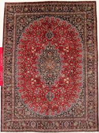 mashad persian rug 10x13 vintage handmade persian rugs in 9315 monroe road charlotte nc