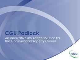 1 cgu padlock an innovative insurance solution for the commercial property owner