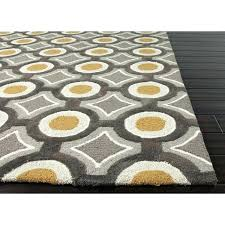 gray area rugs yellow rug circle fuzzy medium size of and white 8x10 light