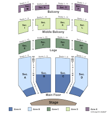 Pikes Peak Center Seating Pikes Peak Center Tickets And