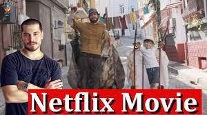 Çağatay Ulusoy in the new Netflix film