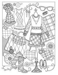 Small Picture Marjorie Sarnats Fanciful Fashions Coloring for Everyone