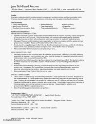 Banking Profile Resume 2018 12 Unique Cover Letter For Sales