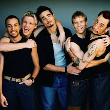 Backstreet boys we are gay