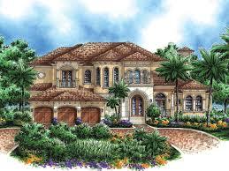 mediterranean house plans. Mediterranean House Plan, 040H-0064 Plans
