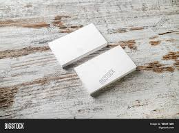 Design Focus Cards Mockup Blank Business Image Photo Free Trial Bigstock