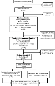 Plus Delta Organization Chart Study Flow Chart Of Participants With Intradialytic
