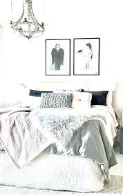 grey and rose gold bedroom – bondar.site