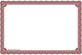 Certificate Background Free Free Certificate Background Templates Aesthetecurator For Free