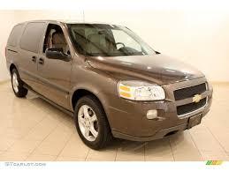 2008 Desert Brown Metallic Chevrolet Uplander LS #69658173 ...