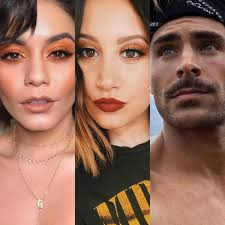 how did ashley tisdale get bitter e vanessa hudgens and zac efron in the same pic