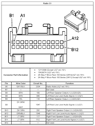 gmc envoy radio wiring diagram gmc envoy 2006 gmc stereo wiring diagram 2006 home wiring diagrams
