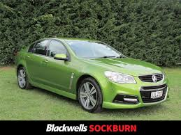 Holden Commodore SV6 3.6 V6 2010 - Blackwells | New, Used ...