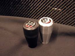 Spoon Sports Aluminum and Duracon Shift knobs 5 or 6 Speed