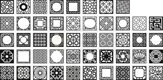 48 square panels