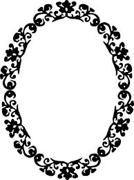 mirror clipart black and white. black and white mirror clipart google search clip art f