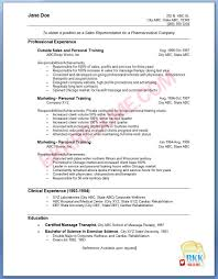 Gallery Of Resume Pharmaceutical Sales Pharmaceuticals Resume