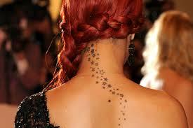 I Tatuaggi Delle Star I Tattoo Più Belli Delle Celebrity Graziait