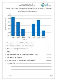 Statistics Handling Data Maths Worksheets For Year 4 Age 8 9