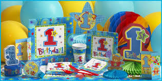 awesome balloon decoration ideas for first birthday of baby boy