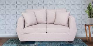 modena 2 seater sofa in grey colour