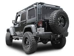 off road unlimited roof racks gobi racks roof rack system for 07 17 jeep wrangler jk jk
