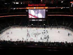 Xcel Center Hockey Seating Chart Photos At Xcel Energy Center