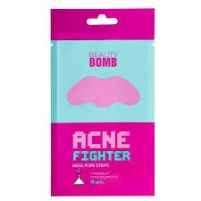 <b>Очищающие</b> полоски для <b>носа</b> Beauty Bomb, 4шт | Магнит ...