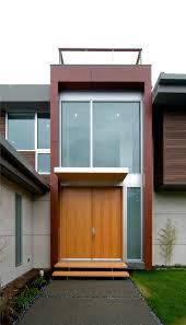 Double Swinging Kitchen Doors Fancy Home Entrance Doors With Brown Veneered Plywood Double Swing