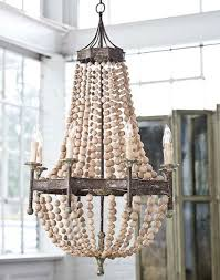 best 25 wood bead chandelier ideas on bead chandelier with regard to awesome home wooden beaded chandelier remodel