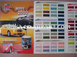 Dupont Color Chart For Cars Dupont Automotive Paints Color Chart Dupont Automotive