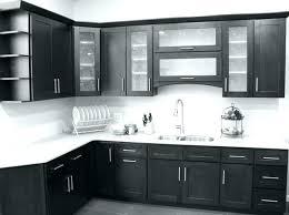 B Black Beadboard Kitchen Cabinets Dark Granite And White  Bathroom