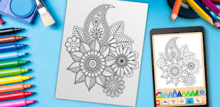 Mandala <b>Coloring</b> Pages - Apps on Google Play
