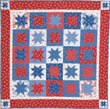 Free Patriotic Quilts eBook - The Quilting Company & Free patriotic quilt pattern: July 4th gathering quilt Adamdwight.com