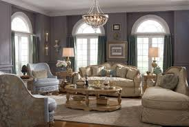luxury french baroque bright color living room sofa set royal