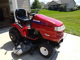 craftsman gt5000 tractor needs engine