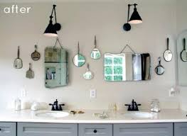 unique bathroom lighting. Unique Bathroom Lighting Hand Mirrors Home Depot Fixtures Ideas H