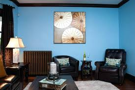 blue walls brown furniture. Blue Living Room Walls With Brown Furniture Ideas Large Size Incredible Design E