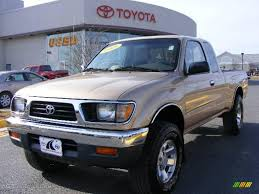 1995 Toyota Tacoma Review