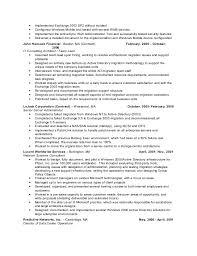 Exchange Administrator Resumes Klegrow Resume 11 16 2014