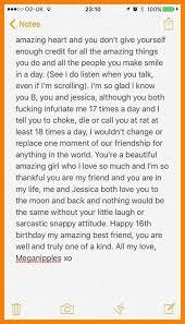 birthday letter to best friend 9