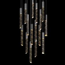 sonneman trinity polished chrome led multi pendant multi pendant chandelier29
