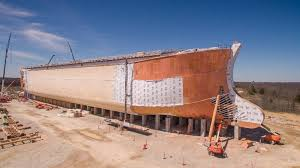 massive full scale version of noah s ark comes to life in cky abc news