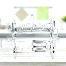wall mounted dish drainer wall dish rack drying rack dish rack wall mount target dish drying