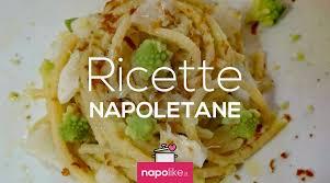 Receta De Espaguetis Con Bacalao Y Aceitunas Negras Cocinar En El Estilo  Napolitano