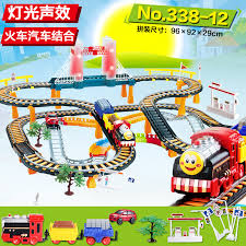 Buy Puzzle electric rail car thomas train toys for children 3 4 5 6 7 8 year old boy gift in Cheap Price on m.alibaba.com